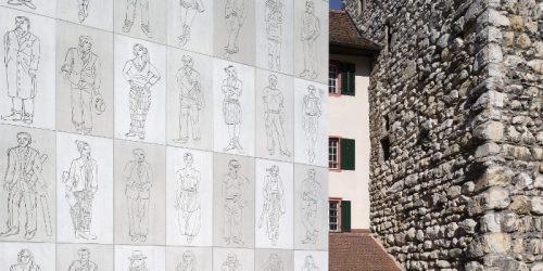 111 Orte im Stadtmuseum Aarau